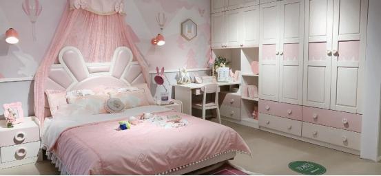现场直击!深圳国际家具展,一起围观兔宝宝儿童家居