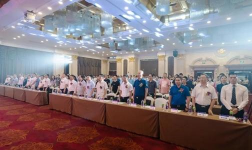 新标家居董事长黄东江受邀参加2020中国门窗新技术高峰论坛!