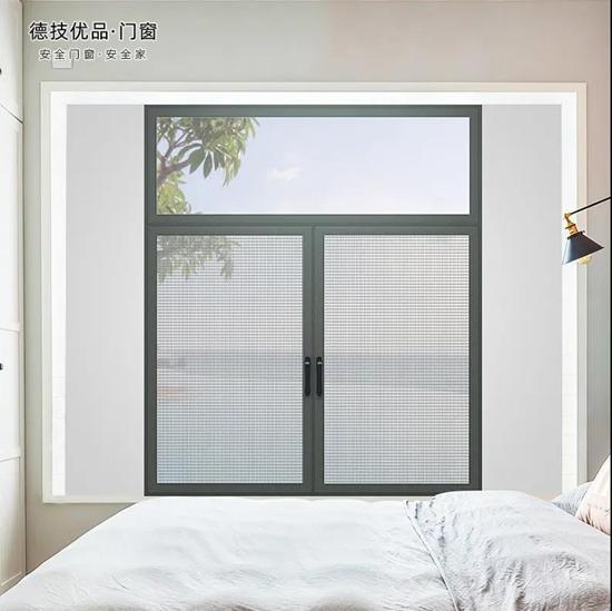 同樣是門窗,憑什么你能這么優 秀!|德技優品門窗