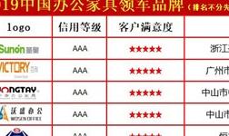 中国办公家具领军 品牌