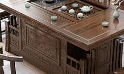 海峡红木馆(福建)古典家具有限公司携海峡仙作,打造品位家具