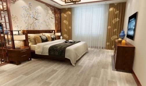 健康战疫:圣保罗地板2021新品-SPC木纹面地板