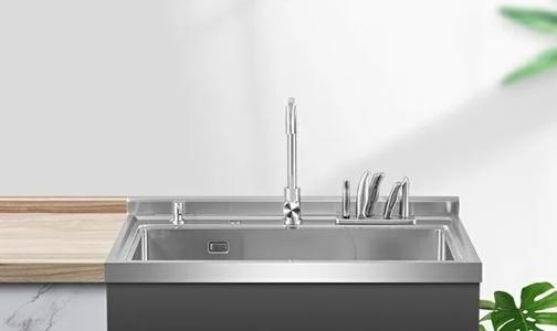 万事兴集成水槽洗碗机,打造幸福厨房!
