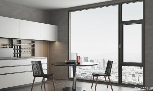 春季新品面市 | 新豪軒Slim系統窗,漂亮得不像實力派!