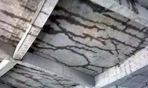 混凝土总是开裂,原来是这个原因导致的!