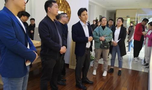 板材品牌|壮象迎来桂林龙胜县考察团