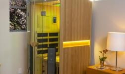 Jacuzzi®红外线桑拿房 智能时代大众选择 更放松的家用桑拿房