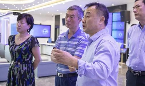 中國建筑衛生陶瓷協會會長繆斌:喜爾康 高質量打造智造新形象