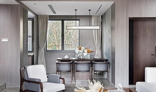學會這些配色方案,新中式的家高 級而優雅!