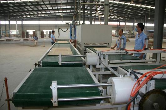 热溶胶机生产线