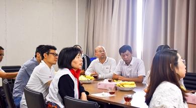一心公益基金会第九服务队师友会议
