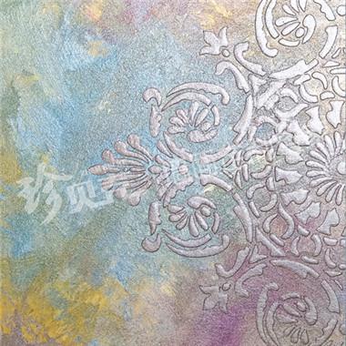 珍彩系列-蚕丝绒