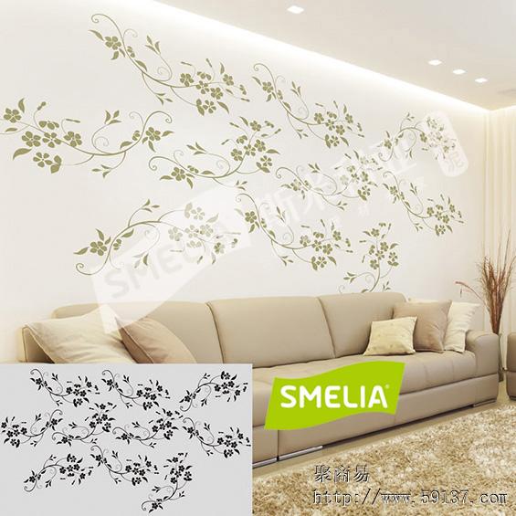斯米利亚硅藻泥 装修去甲醛 抗霉菌 净化空气
