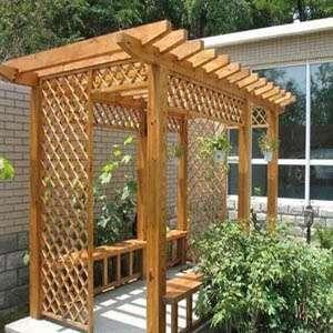 首页 产品供应 装修施工 园林 绿化苗木 > 供青海大通防腐木廊架和