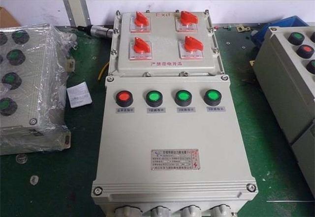 BDG58-6K100A防爆配电箱