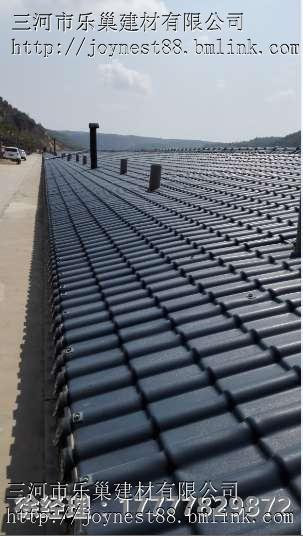 树脂瓦厂家直销  批发 PVC瓦塑料瓦仿古瓦
