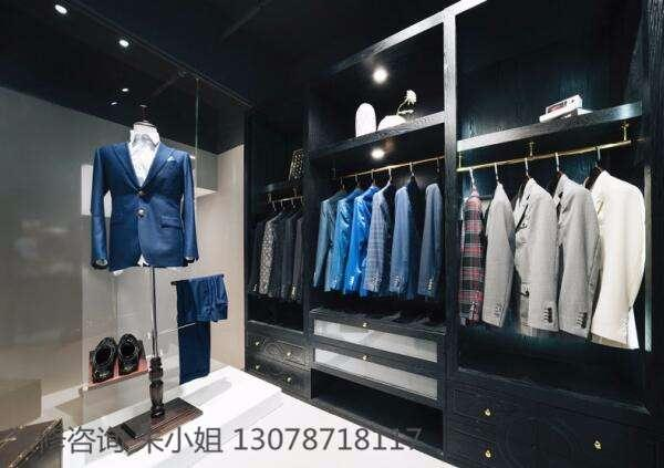 在昆明60平米现代风格精致男士服装店装修需要多少钱