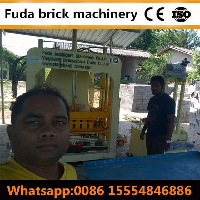 全自动液压水泥混凝土制砖机 植草砖护坡砖砖机