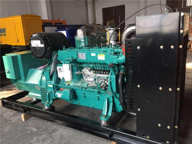 芜湖200千瓦柴油发电机组 消防专用 潍柴200kw发电机