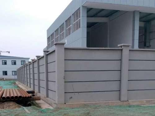 齐庆公司专业制造黑龙江猪场围墙内蒙古养殖场围墙吉林装配式围墙水泥图片