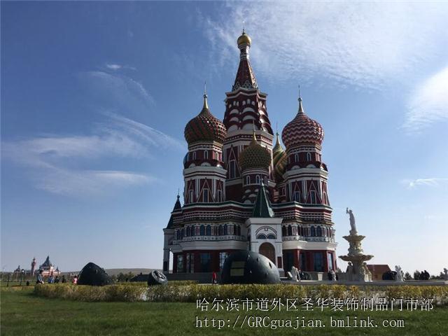 哈尔滨grc构件打造完美欧式建筑风格体系图片