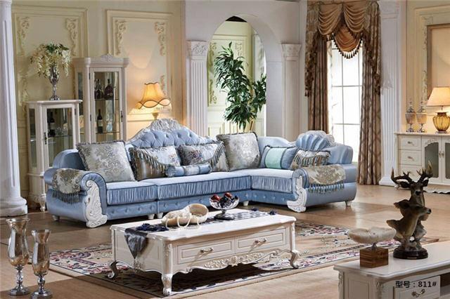 欧式布艺沙发材质说明