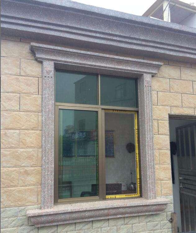 农村自建房阳台改玻璃墙 效果图