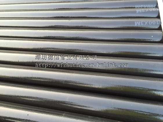 浙江W型无承口铸铁排水管厂家直销