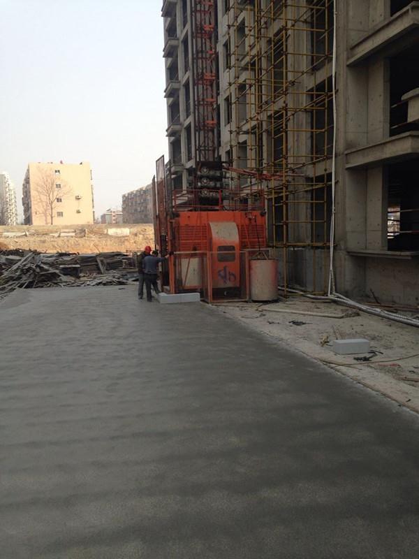 郑州地下车库排水板 滤水板 真实厂家 不赚差价 领航品牌排水板