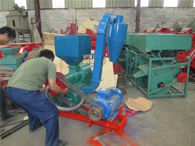临沂新型谷子碾米机比较理想