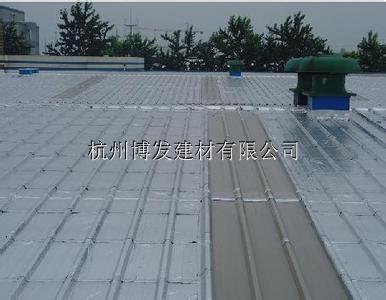 上海地区彩钢瓦金属钢结构厂房屋面漏水专业维修材料