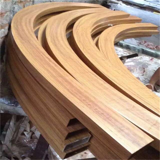 佛山型材铝方通厂家 木纹铝方通隔断 铝方通天花