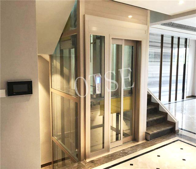 电梯曳引机的制动器安装结构的制作方法