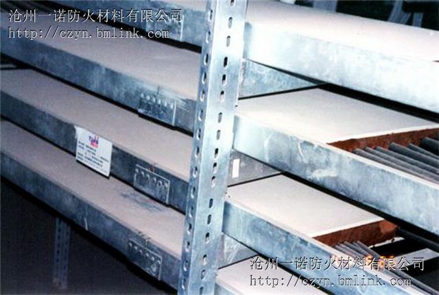 防火堵料耐火隔板使用厚度