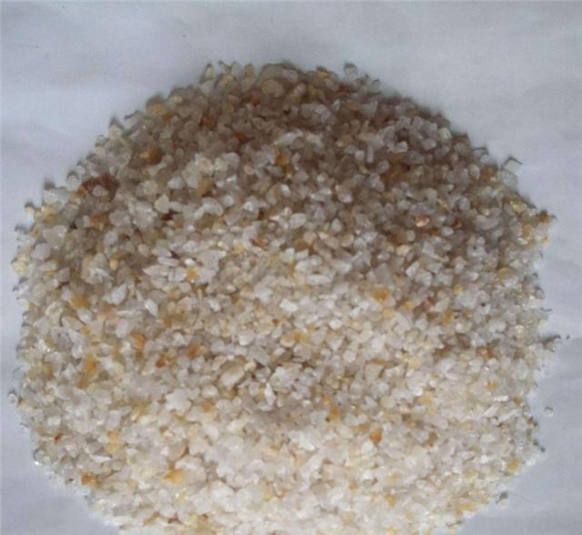 石英砂在贵州省贵阳市的广泛应用