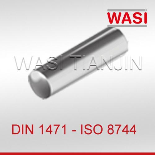 槽销 全长锥槽 DIN1471 ISO8744