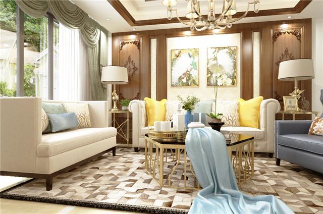 高等尊盛全屋整装给您一个四季如春的家