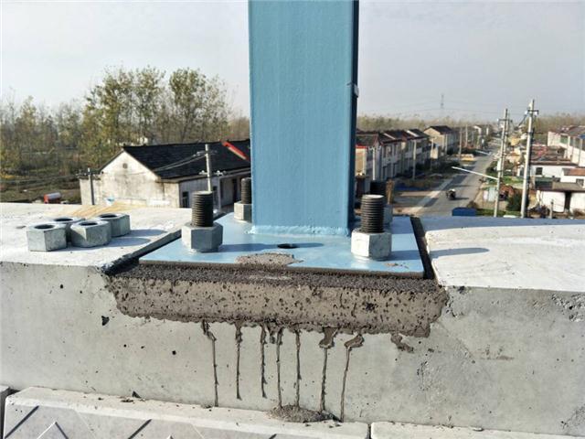 重力砂浆|风屏障声屏障安装填充材料|M40流动性重力灌注砂浆