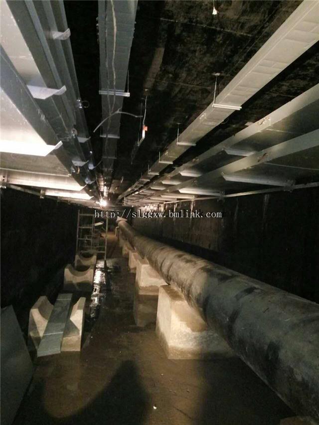 湖州地下車庫補漏,地下室補漏,地下室伸縮縫堵漏