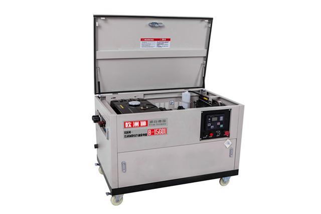 15千瓦220V汽油发电机