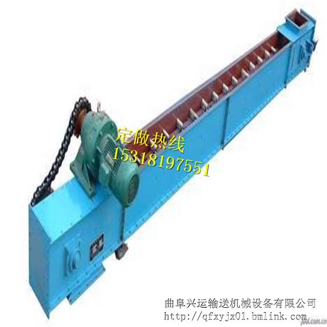 宁波刮板输送机厂家 水平埋刮板输送机价格