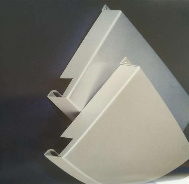 供应改造工程外墙装修材料铝单板幕墙办公楼建筑直销厂家