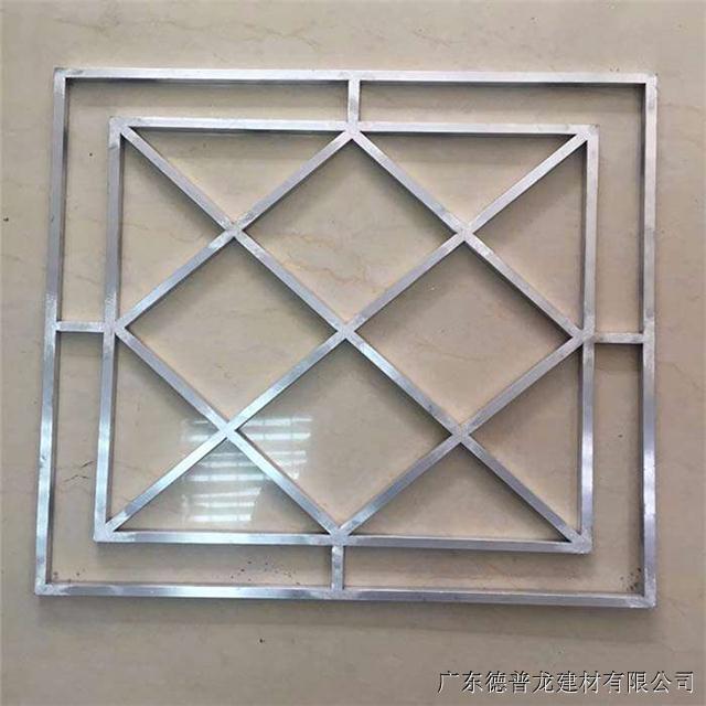 仿木纹铝花格,铝合金花格厂家