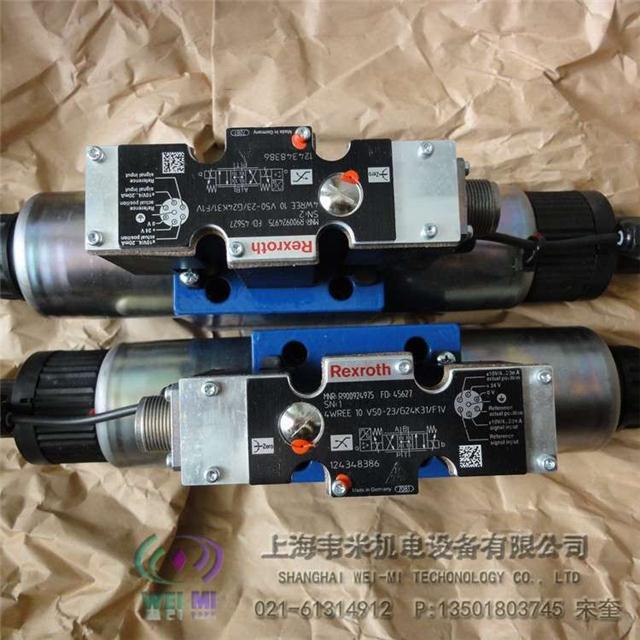 比例阀4WRPEH6C3B12L-2X/G24K0/A1M
