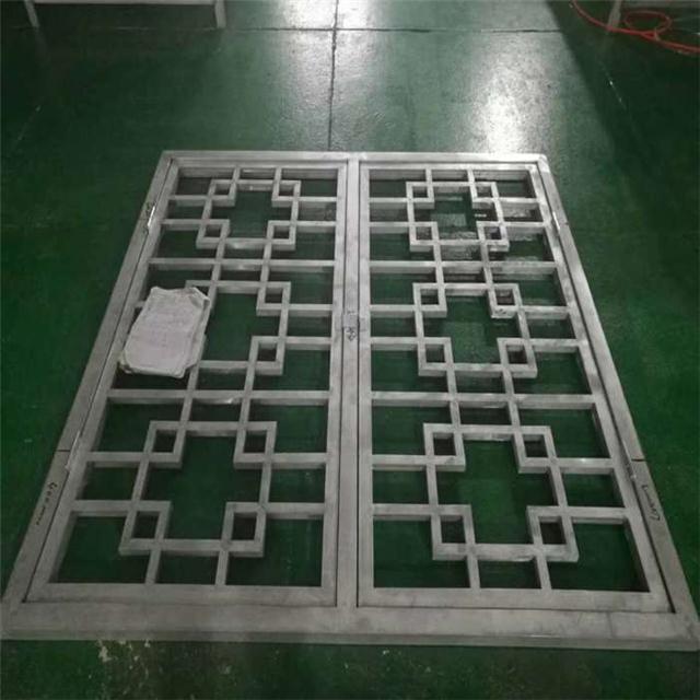 专业定制各种规格铝窗花 铝窗花厂家定做 铝窗花价格优惠生产厂家