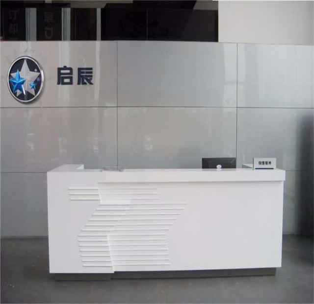 东风启辰4S店白色微孔天花板\门头装饰镀锌钢板供应厂家