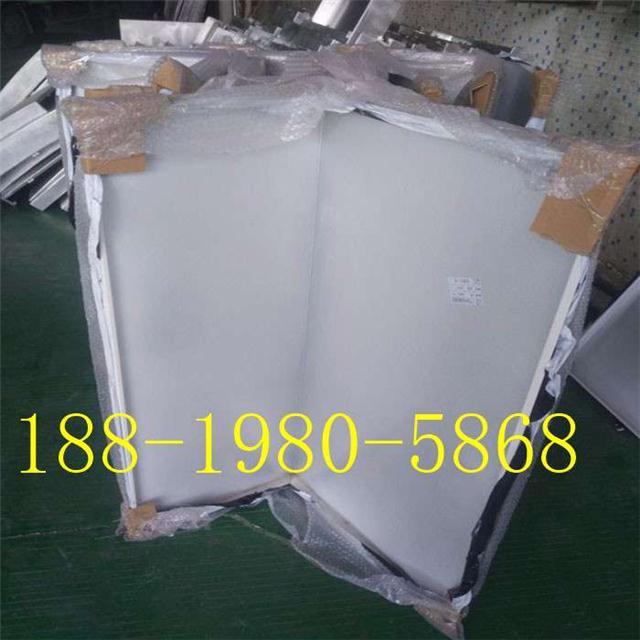 金昌市广汽本田4S店展厅白色金属板\铝单板、木纹覆膜金属板定制