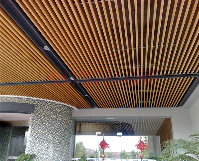 娱乐场所吊顶专用铝方通定制厂家