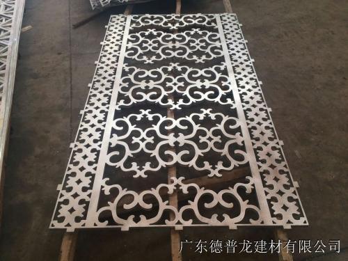风格独特雕刻板    镂空雕刻铝单板产品