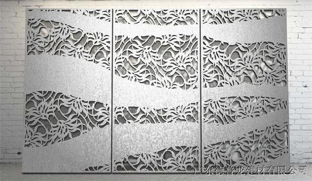 开创一个环保装饰雕刻铝单板窗花时代